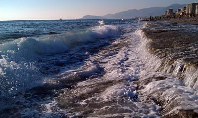 Нажмите на изображение для увеличения Название: Берег моря в Махмутларе.jpg Просмотров: 95 Размер:99.8 Кб ID:27