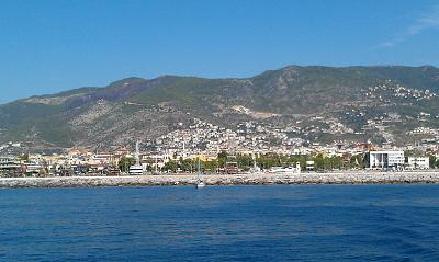Нажмите на изображение для увеличения Название: Пляж Клеопатры в Аланьи.jpg Просмотров: 85 Размер:97.9 Кб ID:29