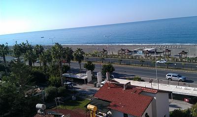 Нажмите на изображение для увеличения Название: Вид на турецкий пляж с отеля.jpg Просмотров: 110 Размер:97.4 Кб ID:23